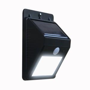 solar wall garden lighting